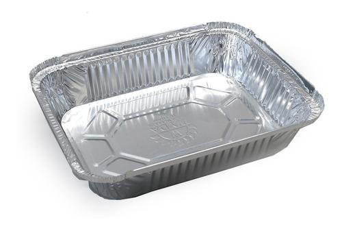 Bandeja De Aluminio D-5 Caja X100