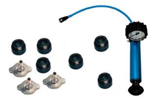 Medidor De Compressão Do Sistema De Arrefecimento Sa-700