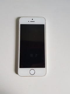 iPhone 5s Branco/prata 16gb