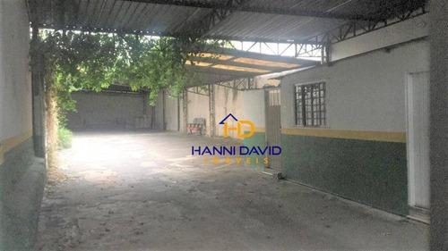 Imagem 1 de 3 de Galpão À Venda, 320 M² Por R$ 2.000.000,00 - Vila Mariana - São Paulo/sp - Ga0038