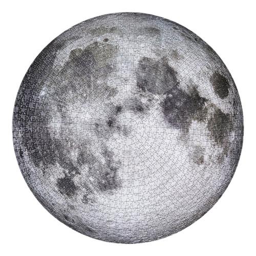 Imagen 1 de 3 de Rompecabezas De La Luna, 1000 Piezas