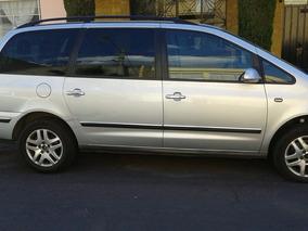 Volkswagen Sharan 5 Ptas Minivan Comfotline Tiptronic Gris