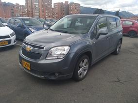 Chevrolet Orlando At 7 Pasajeros