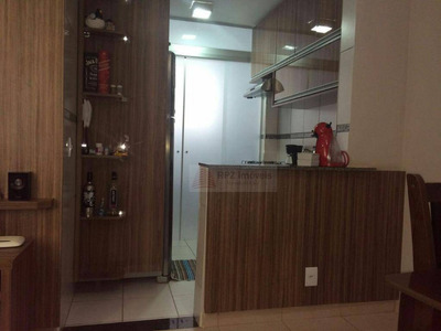 Apartamento 3 Dormitórios, Suíte, Armários,republica - Rib Preto - Sp - Ap1188