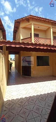Imagem 1 de 4 de Casa Para Venda Em Mongaguá, Balneário Itaóca, 2 Dormitórios, 2 Suítes, 1 Banheiro, 2 Vagas - 981_1-1841534