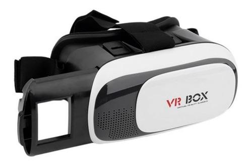 Vr Box Lentes De Realidad Virtual Rv 3d Juegos Microcentro