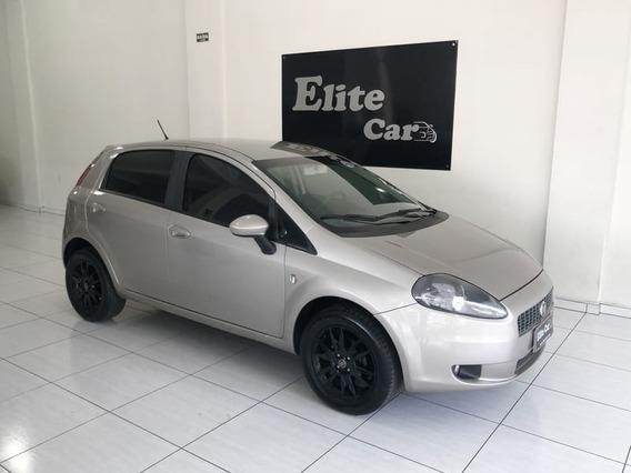 Fiat Punto Attractive Italia 1.4 8v Flex 2012