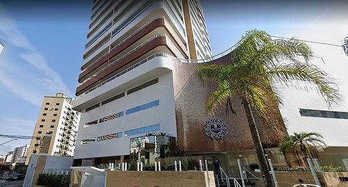 Apartamento 1 Dormitório Guilhermina Praia Grande