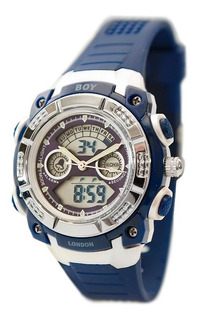 Reloj Unisex Boy London 7229 Agente Oficial