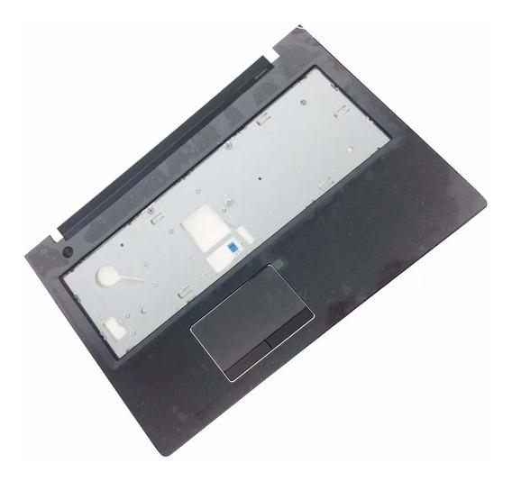 Top Case Carcaça Teclado Notebook Lenovo G50-80 Fa0th000a00
