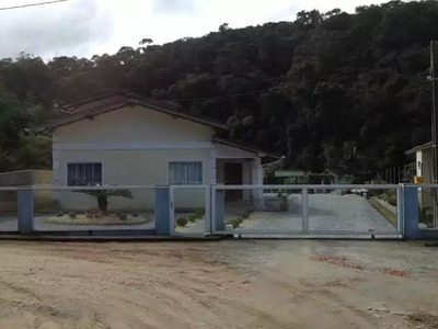 Casa Com 4 Dormitórios Em Águas Mornas - Codigo: Ca1272 - Ca1272