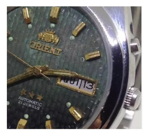 Relógio De Pulso Orient Masculino Automático U02617 Webclock