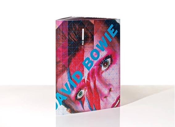 David Bowie Livro Catálogo Da Exposição Do Mis Raro Lacrado