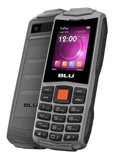 Celular Anti Choque E Chuva Resistente Blu Flash F010