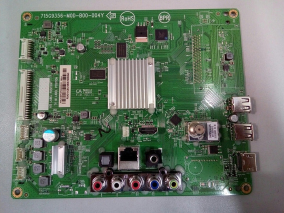 Placa Principal Philips 43pfg5813