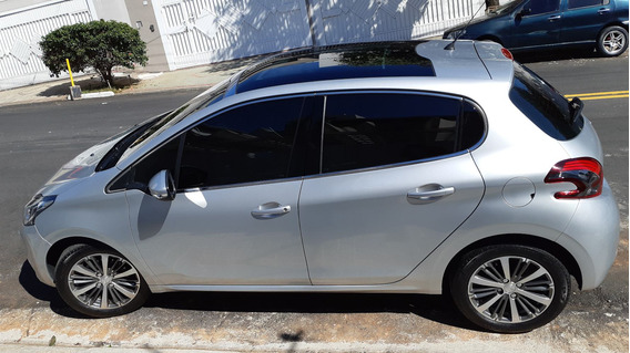Peugeot 208 Griffe Semi 0km 3050km Automático 6 Marcha Udona
