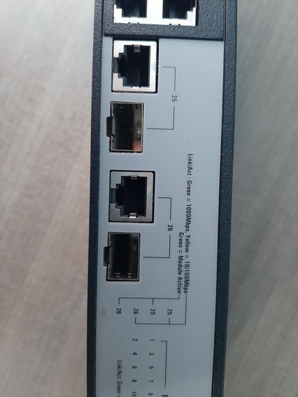 Hp Office Connect 1820 Séries Switch