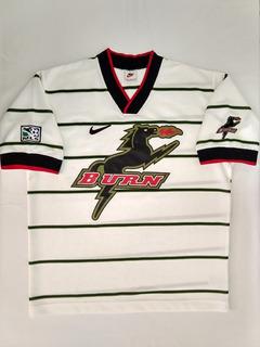 Nike Oficial Camisa Dallas Burn G 96 Rara Importada Original