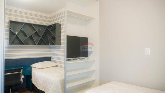 Residencial Santa Catarina - Apartamento Á Venda Com 03 Dormitórios E 1 Suíte / Piracicaba -sp - Ap0604