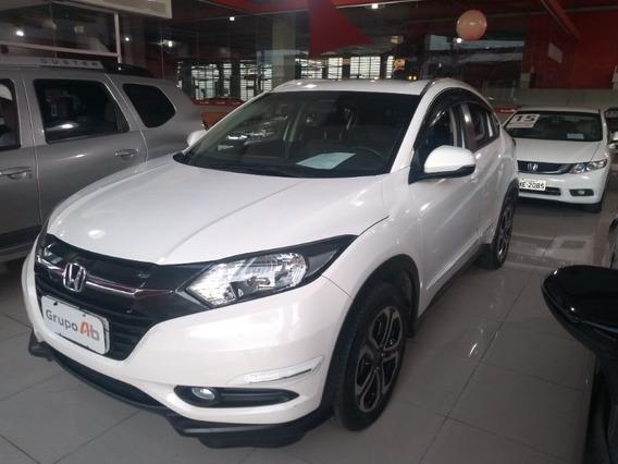 Honda Hr-v Ex Novissima Com Couro