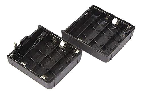 Imagen 1 de 6 de Caja De Almacenamiento De Reemplazo De Caja De Batería 6xaa