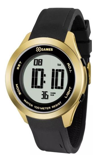 Relógio Digital Feminino X Games Xmppd389 Bxpx De Vitrine