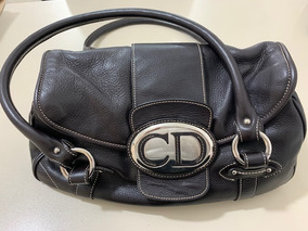 Bolsa Cd Christian Dior Original