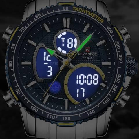 Relógios Da Naviforce
