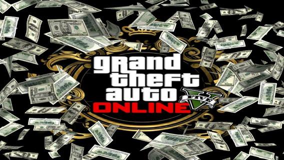 Dinheiro Gta Online Ps3 - 5 Bilhões (leia A Descrição)