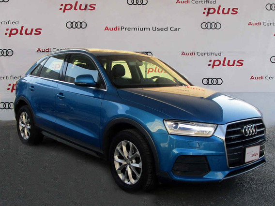 Audi Q3 2016 5p Luxury L4/2.0/180/t Aut