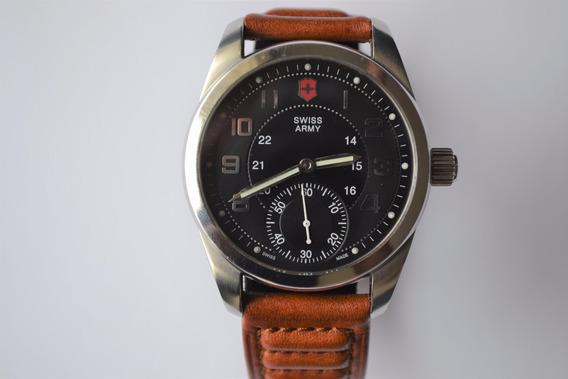 Reloj Swiss Army / Swiss Made / Mecánico