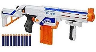Nerf N-strike Elite Retaliator Blaster, Base Original