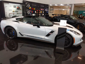 Chevrolet Corvette 6.2 V8 Stingray Z51 At 2018 Carbon 65