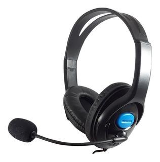 Fone Stereo Headset Ps4 Xbox One Com Microfone