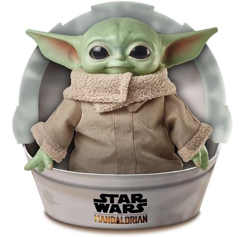 Baby Yoda Star Wars Peluche Original En Stock 28 Cm ¡¡