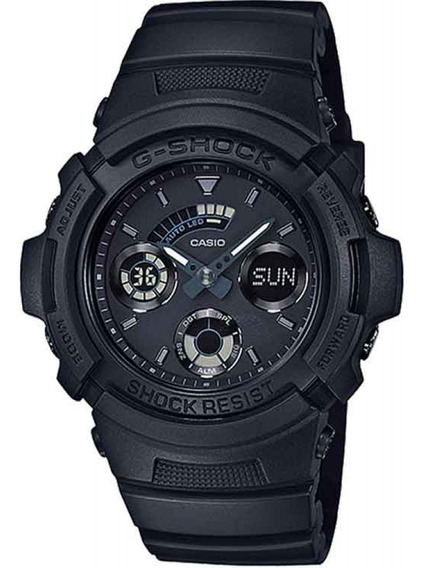 Relógio Casio G-shock Aw-591bb-1adr + Nfe + Garantia