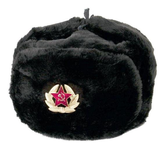 Sombrero Ruso Shapka Ushanka Original, Envio Gratis