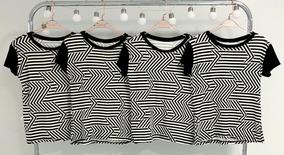 Kit 10 Tshirt Blusa Feminina + 1 Brinde