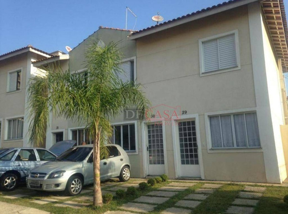 Sobrado Com 2 Dormitórios À Venda, 65 M² Por R$ 300.000 - Jardim São Miguel - Ferraz De Vasconcelos/sp - So2775