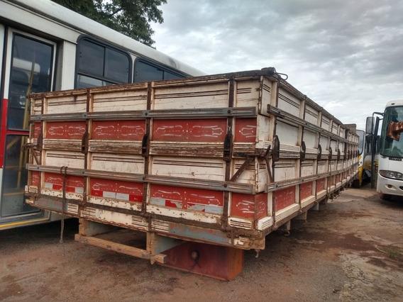 Cód. 179 Carroceria Graneleira Para Caminhão Trucado