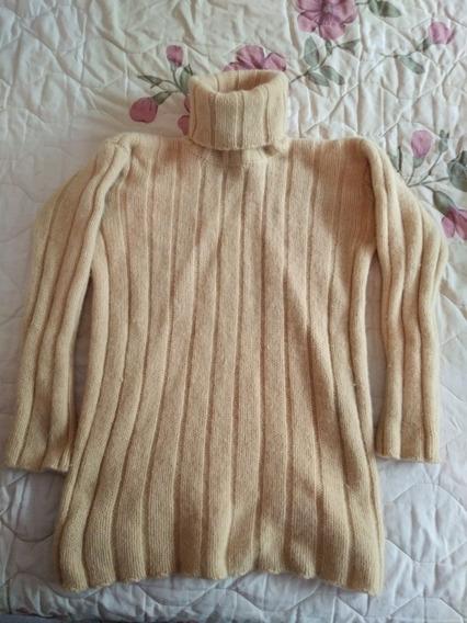 Hermoso Sweater Cuello Alto