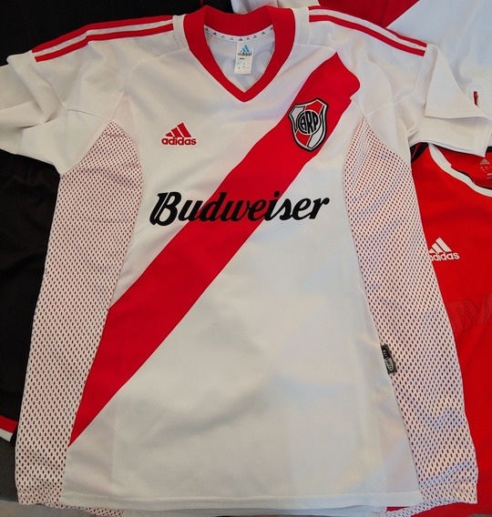 Camiseta River Bud 2002 2003 L/xl