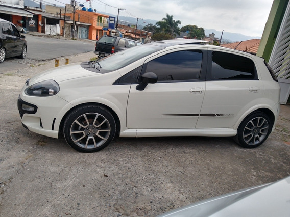 Fiat Punto 1.8 16v Blackmotion Flex 5p 2015