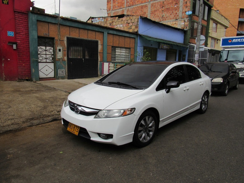 Honda Civic Ex S Sr At