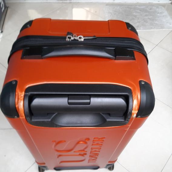 Valija U. S. Traveler Long Haul Cargo Trunk Luggage 24´ (df)