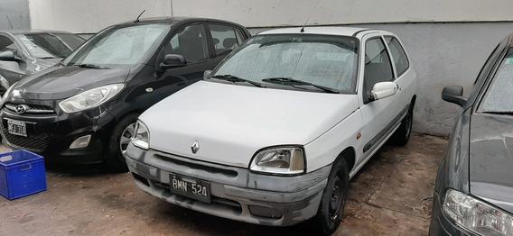 Renault Clio 1.6 Rl Con Gnc En Optimo Estado!$liquido 70000