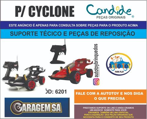 Cyclone 6201 - Garagem Sa - Candide