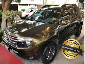 Renault Duster 2015 Outdoor Automatica, Gps 4 Cilindros