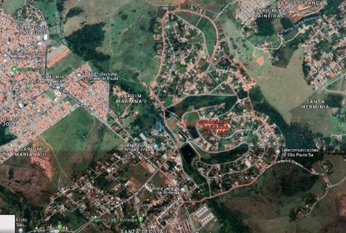 Imagem 1 de 2 de Terreno À Venda, 1030 M² Por R$ 139.000,00 - Chácaras Pousada Do Vale - São José Dos Campos/sp - Te0247