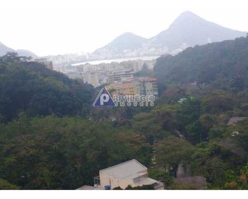 Unifamiliar À Venda, Gávea - Rio De Janeiro/rj - 8251